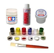 Paints, Putty, Sealers