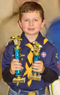 grandson winner boy scout