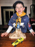 Armed with tips from your Winning Pine Wood Derby Secrets