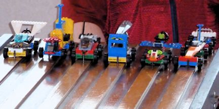 How To Run A Lego Derby Race