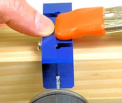 how to use Axle Hole Drilling tool