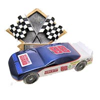 NASCAR pinewood derby picture