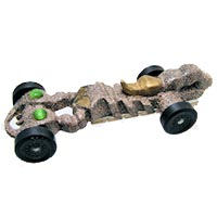 Scorpion pinewood derby picture