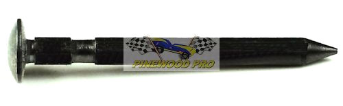 Pinewood Derby Graphite Coated Axle
