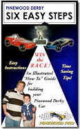 pinewood derby eBook