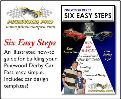 Build A Pinewood Derby Easy Steps