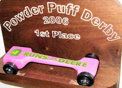 Powder Puff Derby Winner