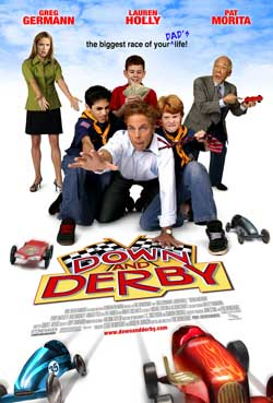 Down and Derby Movie DVD