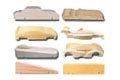 pinewood derby corvette template - how to design a pinewood derby car