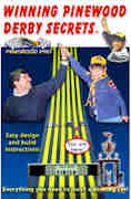 Winning Pinewood Derby Secrets book cover