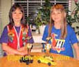 girls pinewood derby winners picture