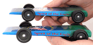 Spirit of the Eagle Pack 170 Den 6 emblem