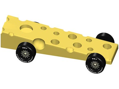 Pinewood Derby Car Design Swiss Cheese – Pinewood Derby Template