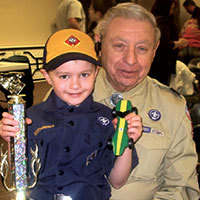pinewood derby grand champion