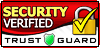 Security Seal - Secured by Trust Guard
