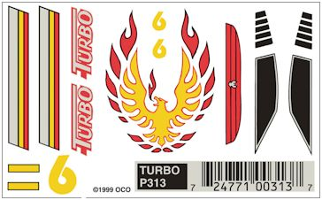 turbo Phoenix decal