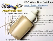 derby bore polisher