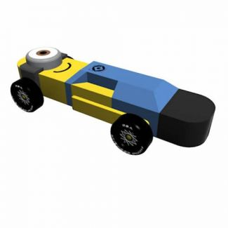 pinewood derby shark template.html