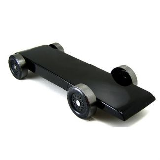 Fully Built Pinewood Derby Car Pro Car