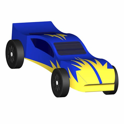 Pinewood Derby Plans ~ Wood craft patterns ideas designs pinewood derby car pictures